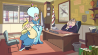 S1e1 star's parents with principal skeeves