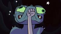 S1e1 star punching monster's jaw