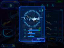 Whirlwind Upgrade Lv8