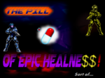 SpartanPro1 - The pill of epic healness (Sort of...)
