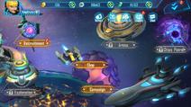 SW Edge Title Screen