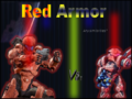 SpartanPro1 - Red Armor & Halo 4 Similarities