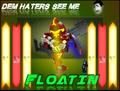 SpartanPro1 - Dem haters see me FLOATIN
