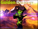 Golden Destroyer