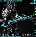 Bad guy cygni