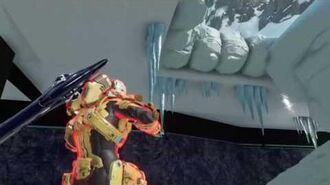 Halo 5 Forge Hillside