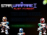 Starwarfare Alien Invasion 2
