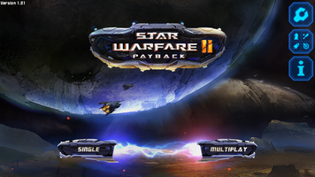Starwarfare Alien Invasion 2 - Payback (Main Menu)