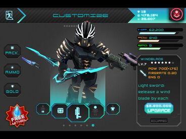 Perseus Armor