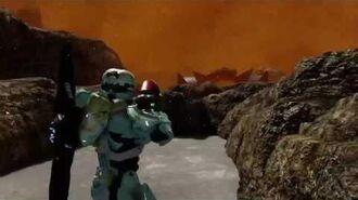Halo 5 Forge Volcano