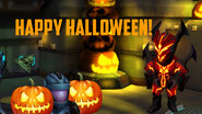 Star Warfare Halloween