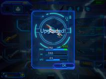 HolySpear Upgrade Lv8