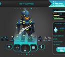 Thunder Armor Set