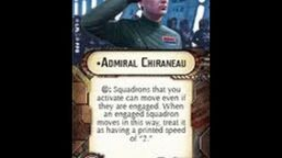 "How-to use Officer ""Admiral Chiraneau"" - Star Wars Armada Explained (SWAE)"