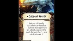 "How-to use Title ""Gallant Haven"" - Star Wars Armada Explained (SWAE)"