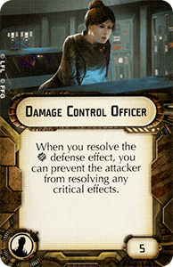Damage Control Officer