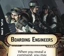 Boarding Engineers