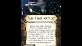 """How-to use Title """"Task Force Antilles"""" - Star Wars Armada Explained (SWAE)"""