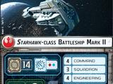 Starhawk-class Battleship Mark II