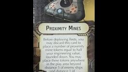 """How-to use Offensive Retrofit """"Proximity Mines"""" - Star Wars Armada Explained (SWAE)"""