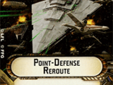 Point Defense Reroute