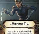 Minister Tua