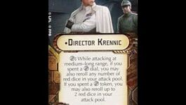 """How-to use Officer """"Director Krennic"""" - Star Wars Armada Explained (SWAE)"""