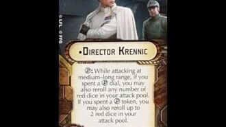 "How-to use Officer ""Director Krennic"" - Star Wars Armada Explained (SWAE)"