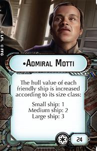 Admiral-motti