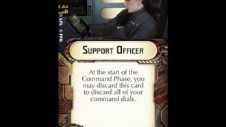 "How-to use Officer ""Support Officer"" - Star Wars Armada Explained (SWAE)-0"