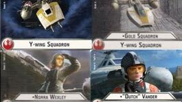 "How-to use Squadron ""Y-wing"" (and Uniques) - Star Wars Armada Explained (SWAE)"