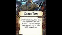 "How-to use Weapons Team ""Sensor Team"" - Star Wars Armada Explained (SWAE)"