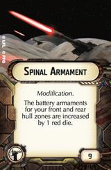 Spinal Armament