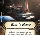 Garel's Honor