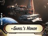 Garel's Honor