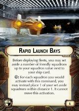Rapid Launch Bays