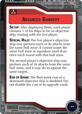 Advanced-gunnery