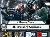 Maarek Stele TIE Defender Squadron