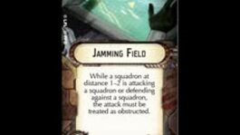 """How-to use Fleet Support """"Jamming Field"""" - Star Wars Armada Explained (SWAE)"""