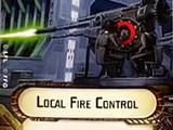 Local Fire Control