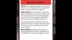 "How-to play Objective ""Advanced Gunnery"" - Star Wars Armada Explained (SWAE)"