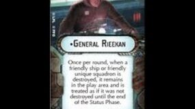 """How-to use Commander """"General Rieekan"""" - Star Wars Armada Explained (SWAE)"""