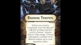 "Offensive Retrofit ""Boarding Troopers"" - Star Wars Armada Explained (SWAE)"