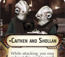 Caitken and Shollan