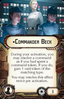 Officer-Imperial Commander Beck