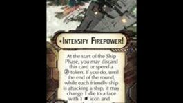 """How-to use Fleet Command """"Intensify Firepower!"""" - Star Wars Armada Explained (SWAE)"""