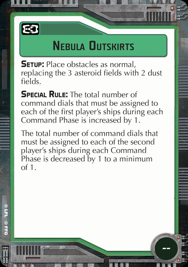 Nebula Outskirts