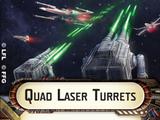 Quad Laser Turrets