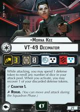 Morna Kee VT-49 Decimator