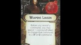 """How-to use Officer """"Weapons Liaison"""" - Star Wars Armada Explained (SWAE)"""